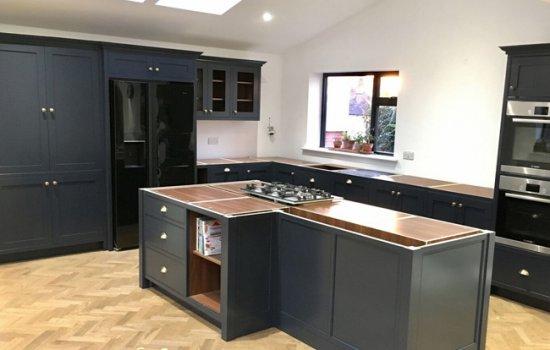 Bespoke kitchen Salisbury