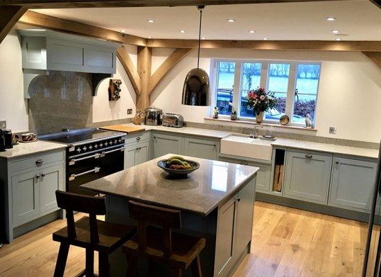 Bespoke Handmade Kitchens - Wells Somerset Kitchen